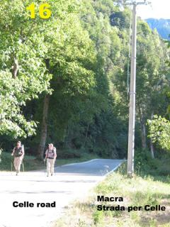 è molto salutare fare passeggiate nella tranquilla Valle Maira