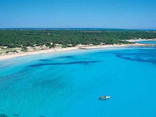 Relax near best south beaches, Sa Rapita