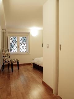corridoio - camera da letto