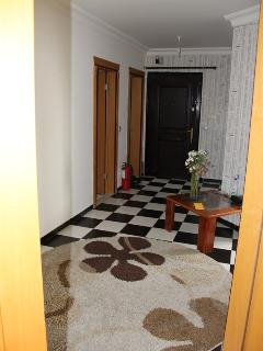 apartment entrance vestibule