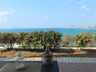 Villa Wave on the beach Villa Paradise Plaka-Naxos