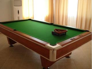 Pool Table in Obzor Bay View 1