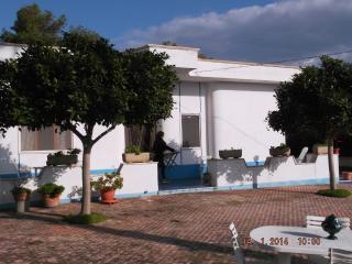 Grande casa con ampio giardino, Pulsano
