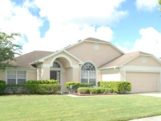 Tropical Beauty 3 Bedroom Villa with WiFi and Game, Kissimmee