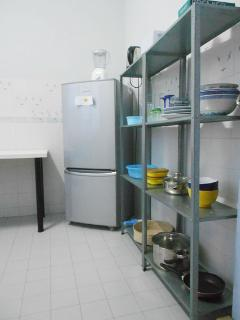 Kitchen with Fridge/Freezer