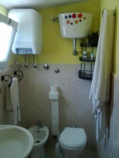 the 2 toilet