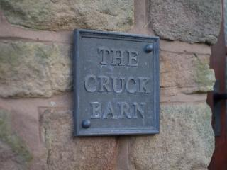 The Cruck Barn, Matlock