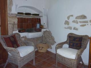 Sitting area on main floor