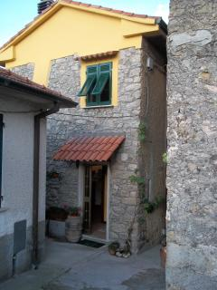 Casa in borgo antico ligure vicino alle Cinque Terre