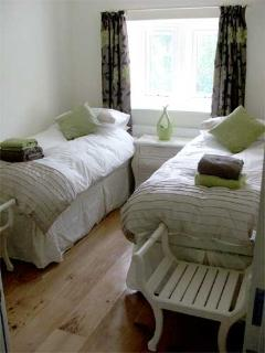 Second Bedroom can be a twin or kingsize