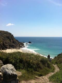 Stunning local beaches