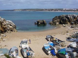 Praia dos barcos