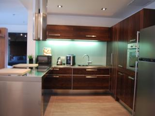 Kitchen with top of the range appliances