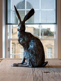 Harry the Hare loves The Square