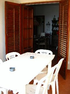 tavolo esterno(lato mare)