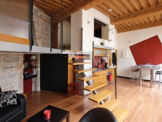 Design apartment in Lyon, Lione