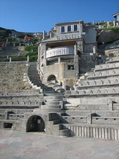 And visit the famous Minack Theatre to watch an outdoor performance on the cliff-top.