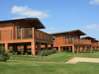 Rutland Lodges near Rutland Water