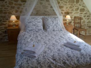 Camellia master bedroom, top floor