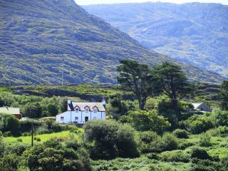 Hilltop Cottage, front