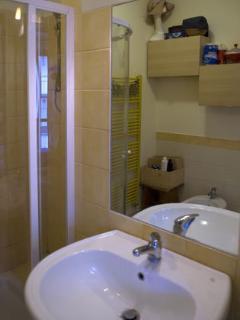 magno con doccia della camera matrimoniale