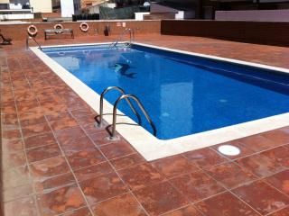 Piso con piscina a 10 Mn playa, El Vendrell