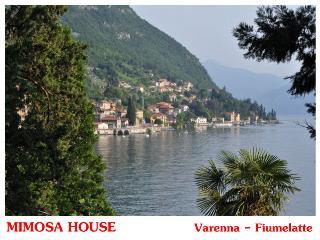 MIMOSA HOUSE varenna Flats, Fiumelatte