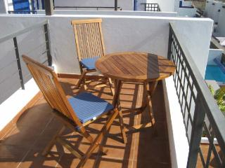 Balcony Seating Area