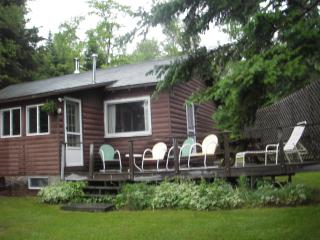 Lakefront Cottage Rangeley Maine