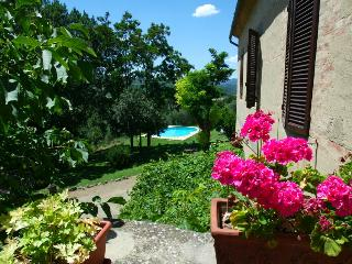 Casanova farmhouse in the Borgo Castelrotto