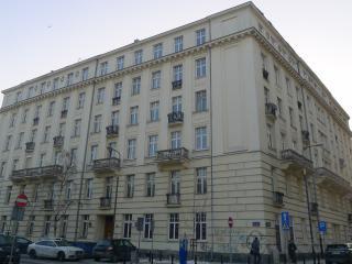 Key to Warsaw: 11a Okólnik Street