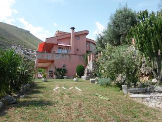 Villa Rita near Rome and Naples, Formia