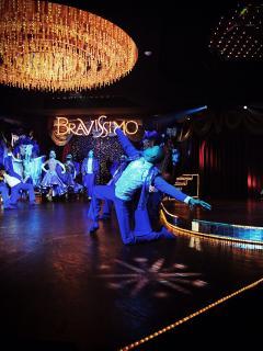 Bravissimo show every Thursday