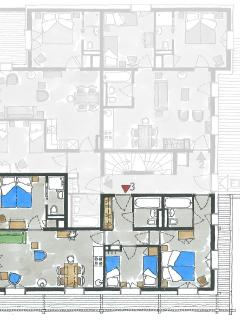 Apartment 3 - Floorplan