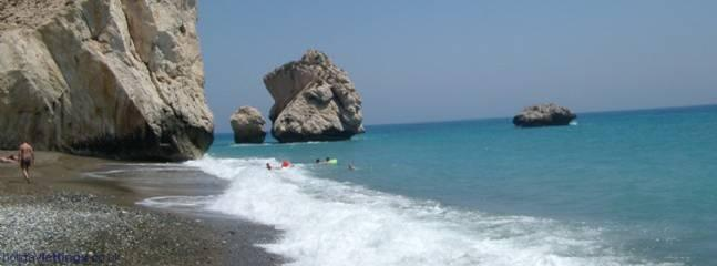 Aphrodites Rock 5 mins drive from villa