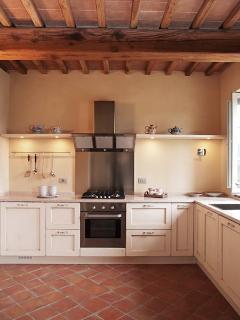 Limonaia's kitchen