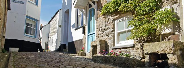 St. Ives Cobbled Street