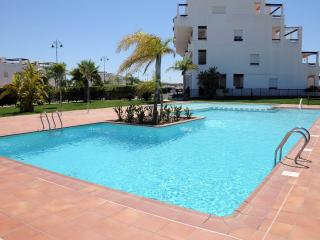 One of many pools - this one 100 mts from apartment