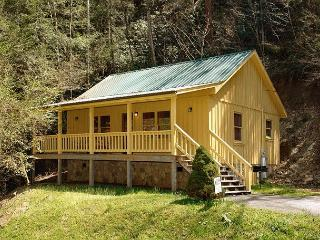 Cabin in between Gatlinburg and Pigeon Forge Creekside Tranquility 365, Sevierville
