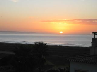 Our house has fantastic views, this is sunrise from the top  balcony