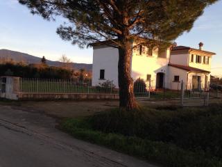 casa delle rose, Castiglion Fiorentino