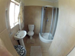 En-suite bathroom to master bedroom (shower only)