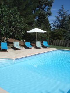 comfortable pool beds