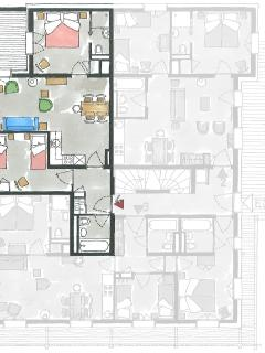 Apartment 4 - Floorplan