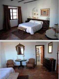 One of the double rooms - Levante