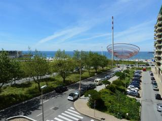 Large apartment at Matosinhos Beach (Sea view + Car Parking)