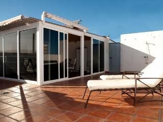 Penthouse with solarium, Barranco del Pinar