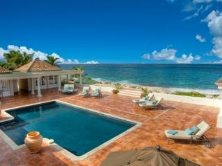 Beau Rivage - 2 or 3 Bedroom Villa, Cupecoy Bay