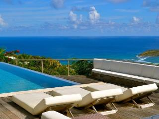 Villa Ted - Ocean Views - 2 Bedrooms, Gustavia