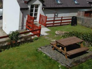 Mill Cottage, in Solva, Pembrokeshire, Wales. With parking.